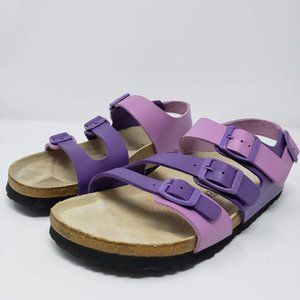 Birkenstock Papillio Purple/Lavender  Sandals